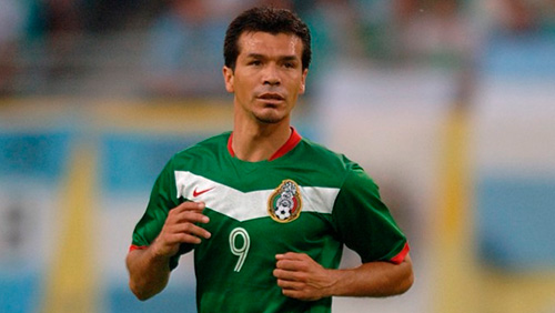 One of the greatest mexican players of all time